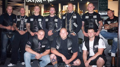 Inside a Biker Gang Full of Former Nazis