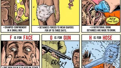 Ein illustriertes A bis Z der Folter