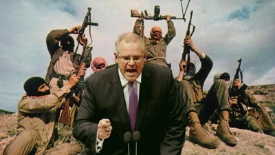 Did Scott Morrison Use Kids in Detention to Get a Bill Through the Senate?