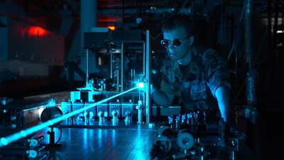 ​The US Navy Got Itself a Fancy New Laser