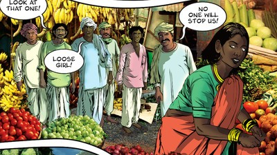 Will a Comic Help Change India's Attitudes Toward Rape?