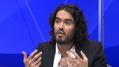 How Nigel Farage and Russell Brand Became Bigger Than British Politics