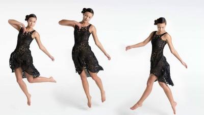 Das MoMA hat das erste 3D-gedruckte Kleid in seine Sammlung aufgenommen