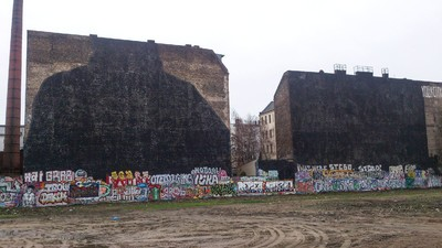 Hatte Blu eigentlich das Recht, sein eigenes Graffiti zu zerstören?