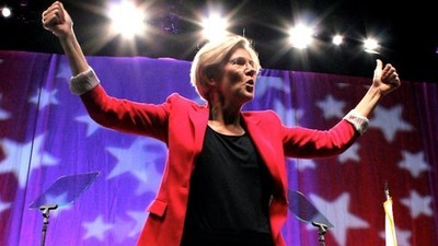 Can Elizabeth Warren Beat Hillary Clinton in 2016? Is She Going to Try?