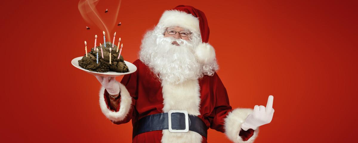 die wahren gr nde warum es beschissen ist an weihnachten. Black Bedroom Furniture Sets. Home Design Ideas