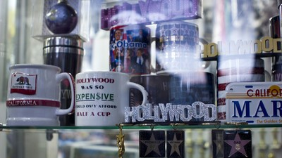 The Hollywood Walk of Fame Is America's Most Surreal Tourist Trap
