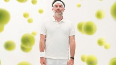 James Murphy hizo una nueva canción usando algoritmos de un partido de tenis