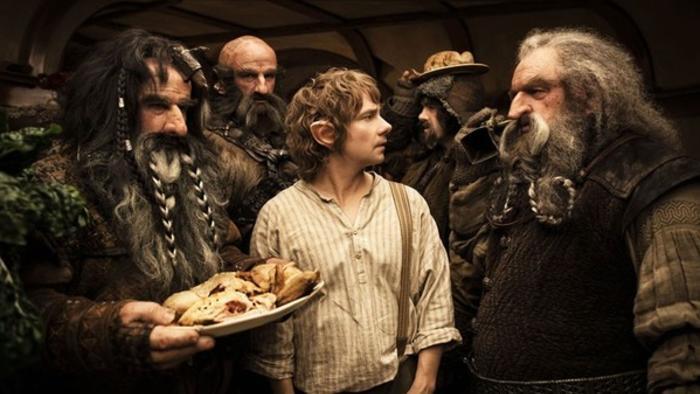 Hip Hobbit & Merry Maniac