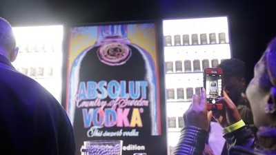 Conjuring Andy Warhol's Spirit with A-Trak and Absolut