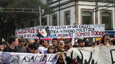 Everything You Need to Know About the Disappearance of 43 Students That's Threatening to Tear Mexico Apart