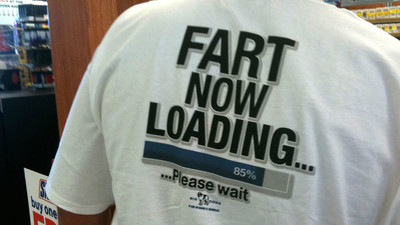 Is It Possible to Kill Someone with Farts?