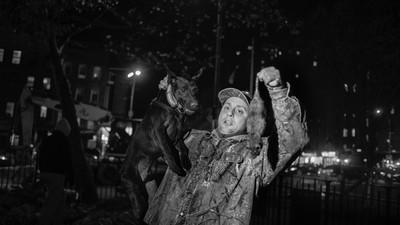 Un club para cazar ratas en Nueva York