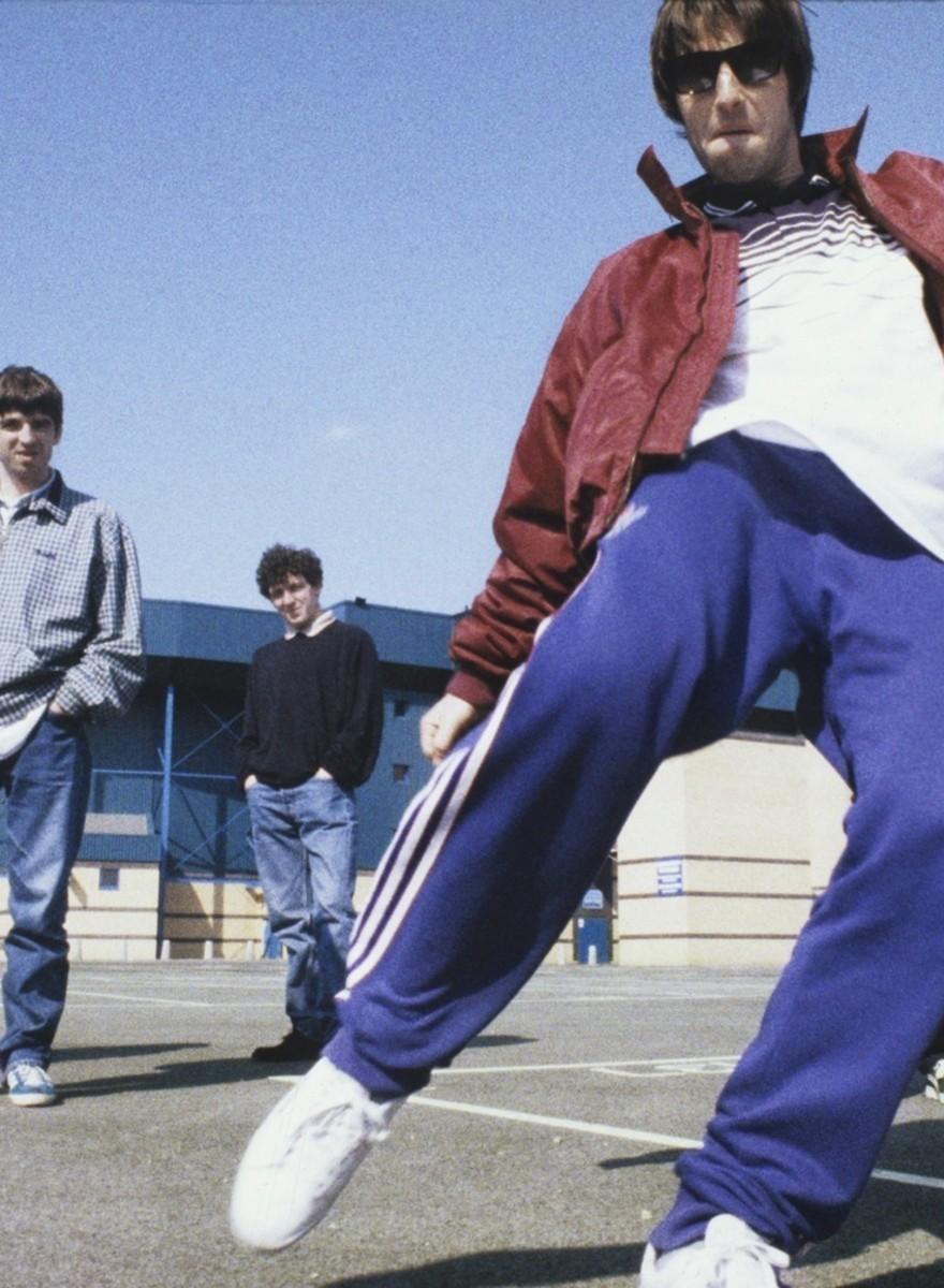 Chris Floyd hat die Crème de la Crème des Britpop fotografiert