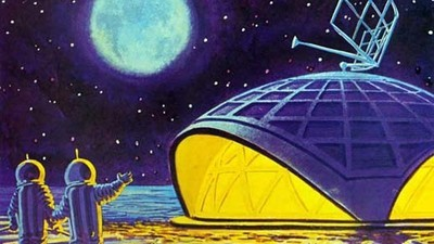 Sowjetische Träume vom Space-Sozialismus