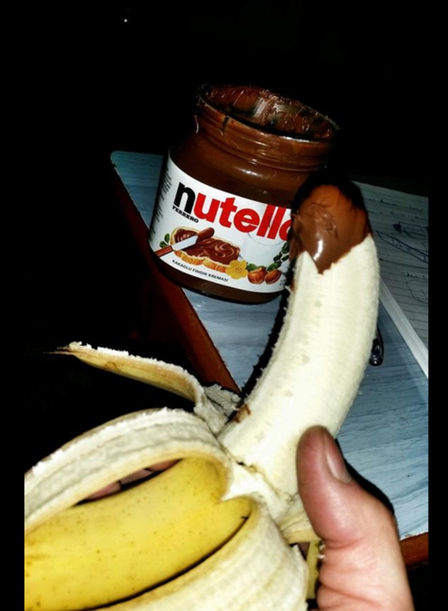 Islamic State Fighters Love Nutella