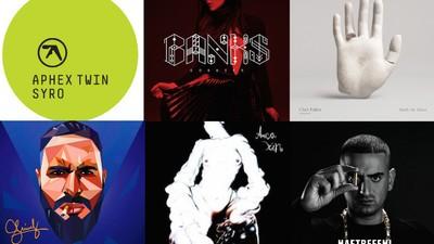 Was dein Lieblingsalbum 2014 über dich aussagt