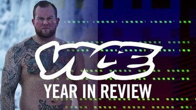 Giants, Zombies, and the Islamic State: Best of 2014 on VICE