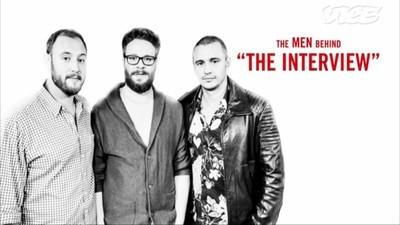 """Ne-am întâlnit cu cei care au făcut filmul """"The Interview"""""""