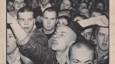 Das wohl größte Skinhead-Archiv der Welt