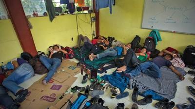 43 studenten van deze Mexicaanse school zijn nooit teruggekeerd