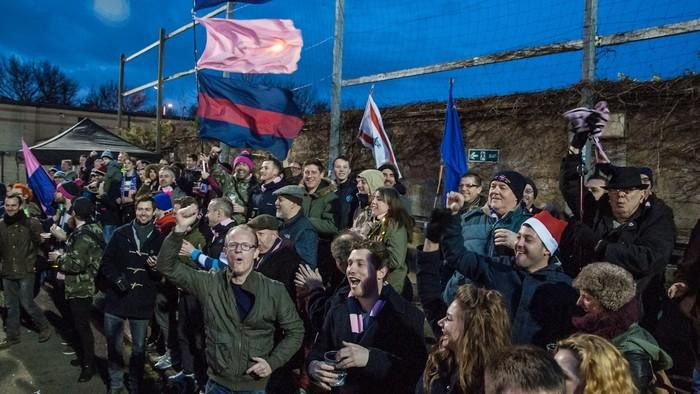 London's Left-Wing Utopian Non-League Ultras Are Reclaiming Football