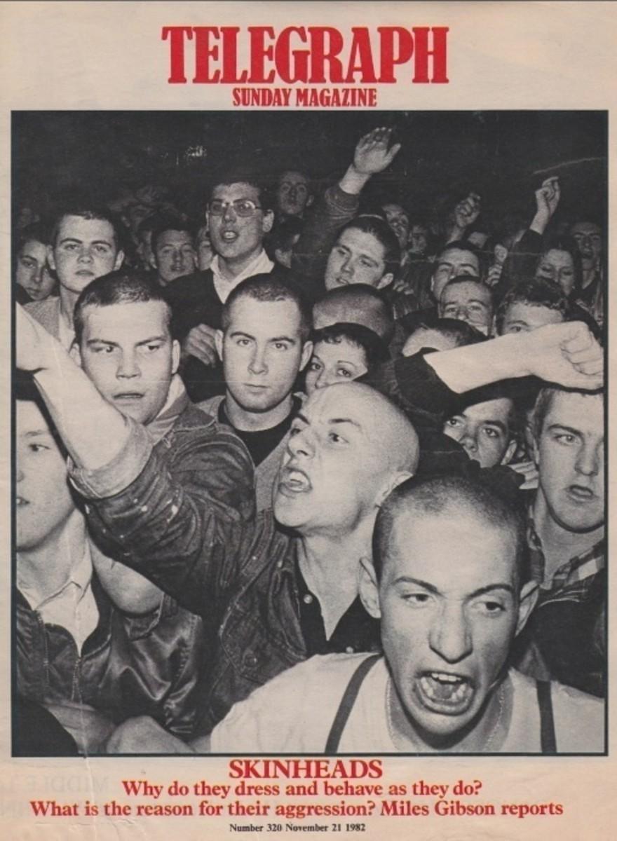 Una breve storia della cultura skinhead