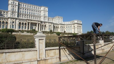 Inside the Ridiculous Palace of a Tyrant
