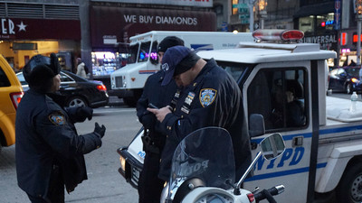 Is the NYPD 'Slowdown' Over Yet?