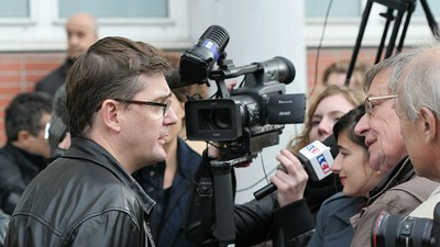 A Short History of the Controversies and Violence That Have Dogged 'Charlie Hebdo'