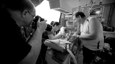 Remembering a Stillborn Child Through Photography