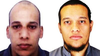 Report: Two Suspects in 'Charlie Hebdo' Massacre Rob Gas Station in Northern France