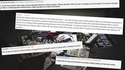 Hey Internet: Du musst uns Muslimen jetzt nicht vorschreiben, wie wir Flagge zeigen sollen