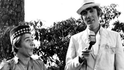 Remembering Peter Cook: 'The Funniest Man Who Ever Drew Breath'