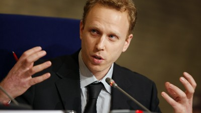 Journalist Max Blumenthal on the Perils of Being an Anti-Zionist
