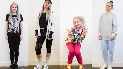Normcore vs. Health Goth vs. Cutester: I Tried All Three to See Which Sucks Least