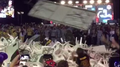 What the Hell Happened at Australia's Dart Tournament Riot?