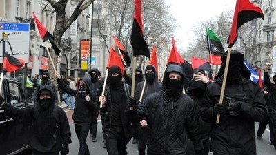 English Anarchists Have Been Caught Up in an Anti-Terrorism Police Crackdown