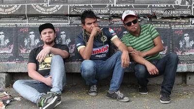 La Venganza de Punk Ramón, música para monosos