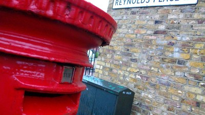 A Drunk Man in England Tried to Have Sex with a Mailbox
