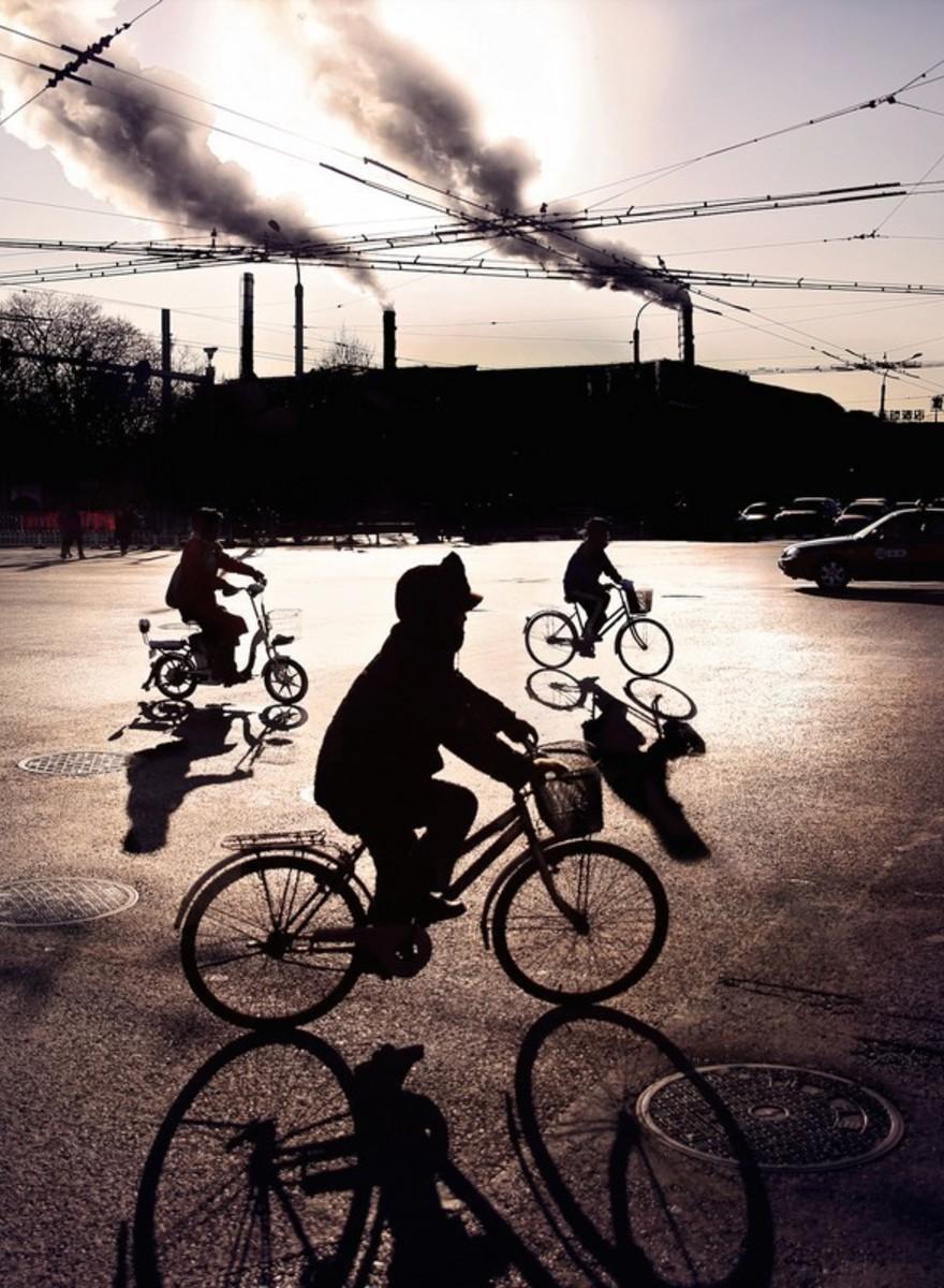 """Fotografías de las """"aldeas del cáncer"""" de China"""