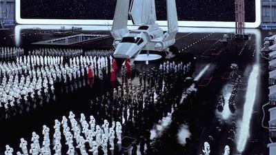 Así fueron creadas las locaciones de 'Star Wars'