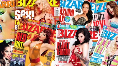 Farewell, 'Bizarre' Magazine, You Fucking Weirdo