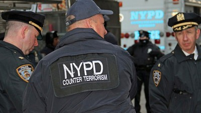 ​How the NYPD's Counterterrorism Apparatus Is Being Turned on Protesters