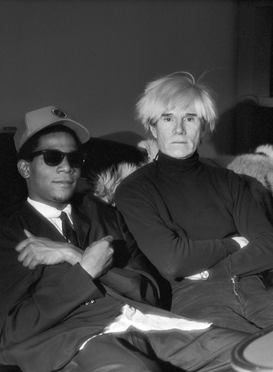 Jeannette Montgomery Barron capturó la energía del panorama artístico de la Nueva York de los 80