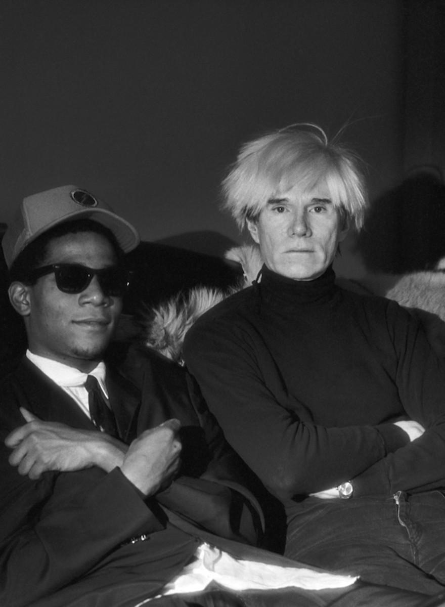 Von Andy Warhol bis William S. Burroughs—das New York der 80er in Bildern