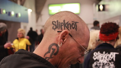 Meeting Korn and Slipknot's Diehard British Fans