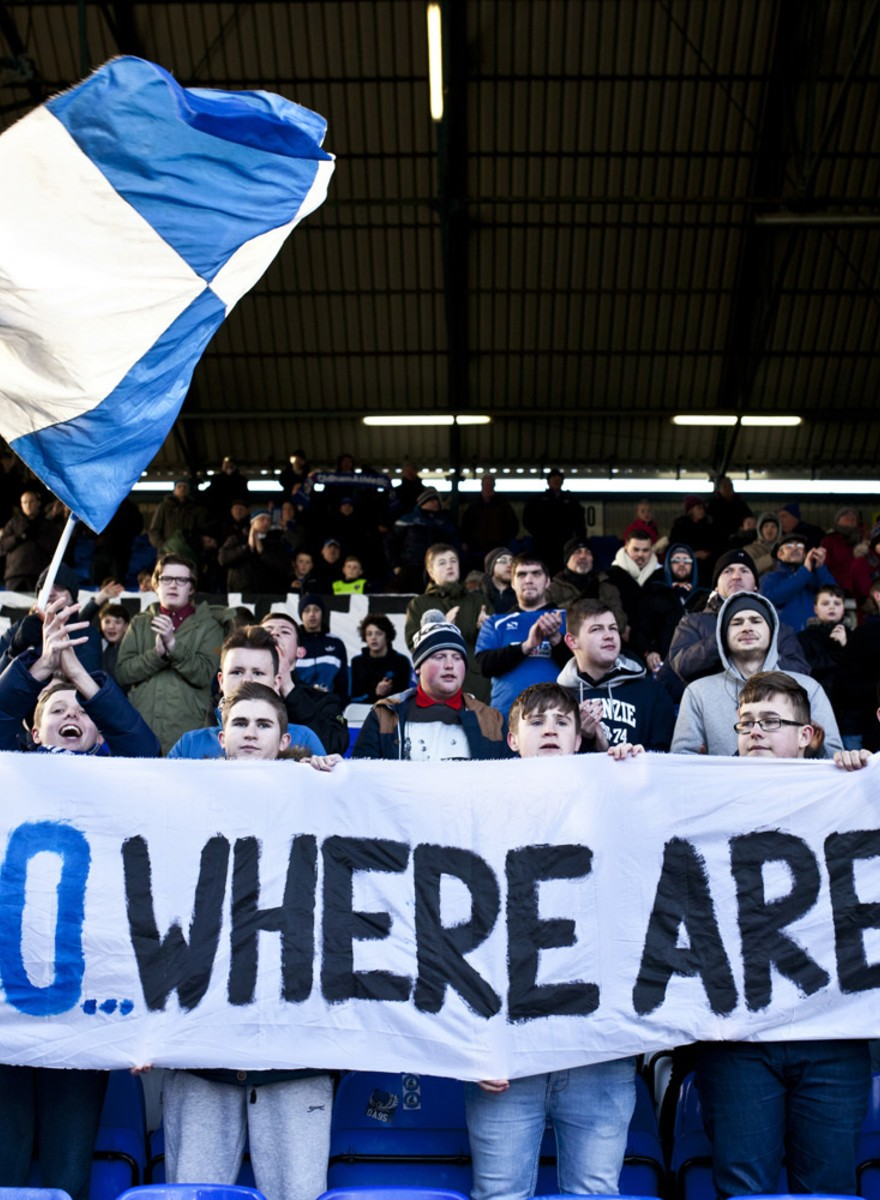 How Oldham Athletic Fans Are Dealing with the Ched Evans Rape Controversy