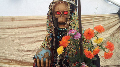 The Cult of Santa Muerte: The Mexican Lady Saint of Death