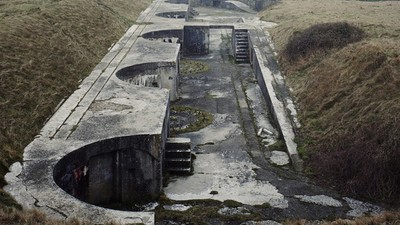 From WWI to Rave, Britain's Forgotten Wartime Structures Have Their Place in Every Decade